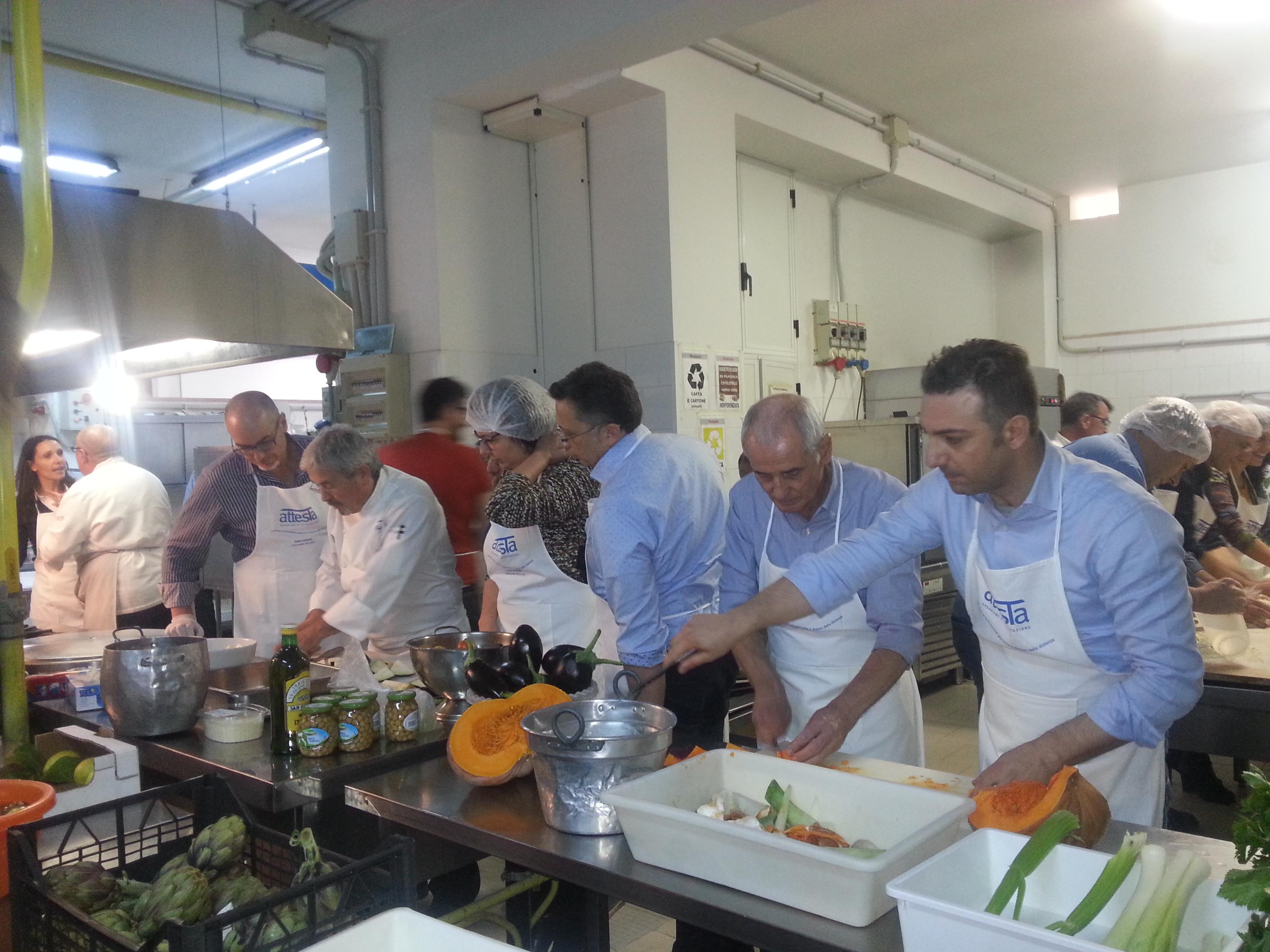 Brigata di cucina un esperienza per manager e imprenditori laura conte - Brigata di cucina ...